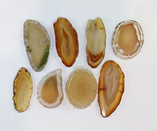 Natural Agate Glue Stone