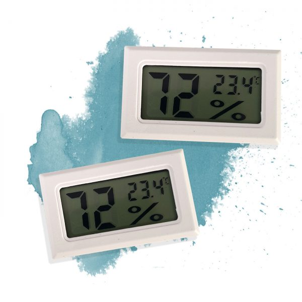 Mini Hygrometer/Thermometer